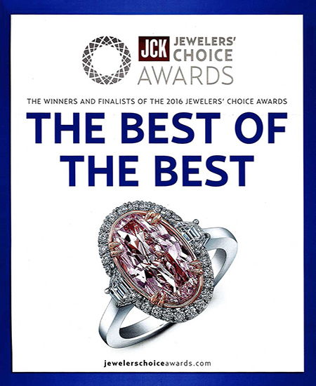 JCK AWARDS WITHIN SUPPLEMENT