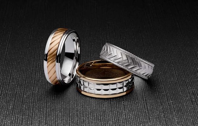 Men's Wedding Rings